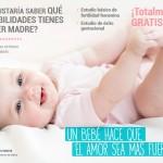 Este mes, tu estudio básico de fertilidad femenina es gratis en Clínicas EVA