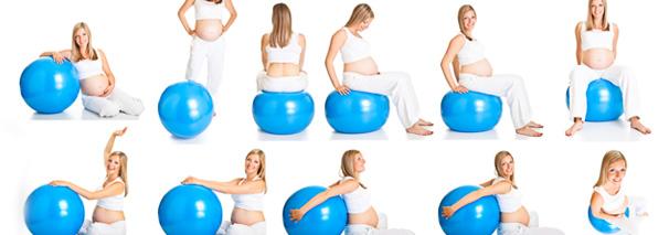 Mujer embarazada no aguanta mas el no poder cojer y se monta sobre pene - 4 5