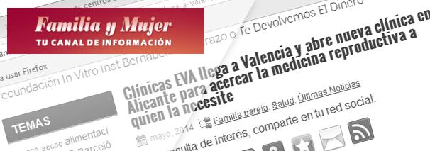 Clínicas EVA llega a Valencia