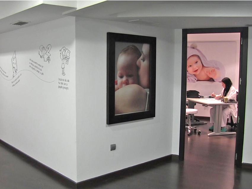Clínica de Fertilidad en Madrid Calle Santa Engracia