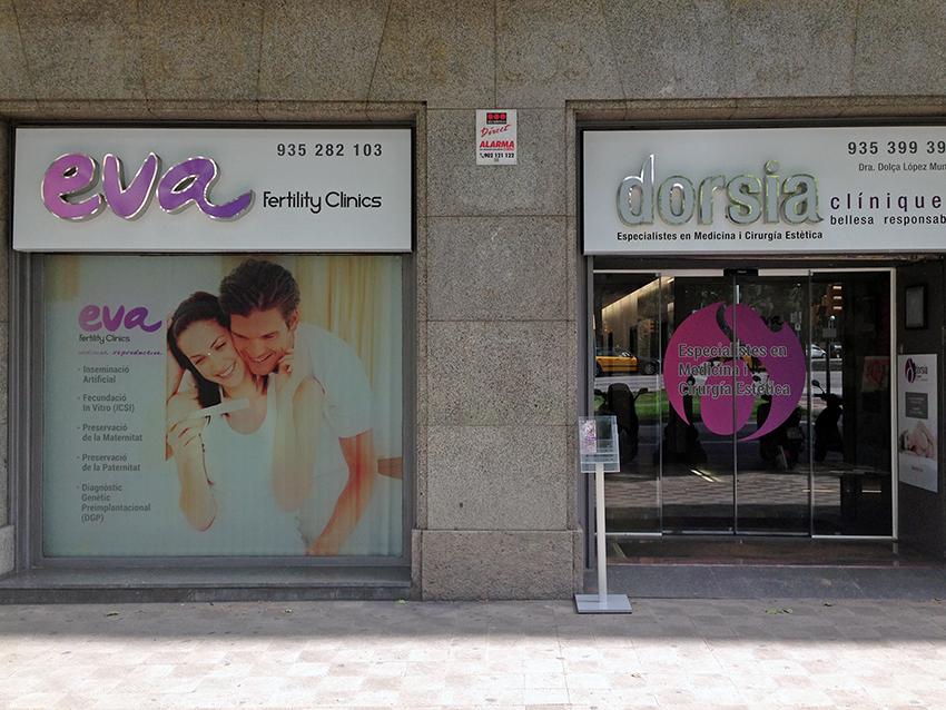 Clínica de Fertilidad en Barcelona Avenida Diagonal