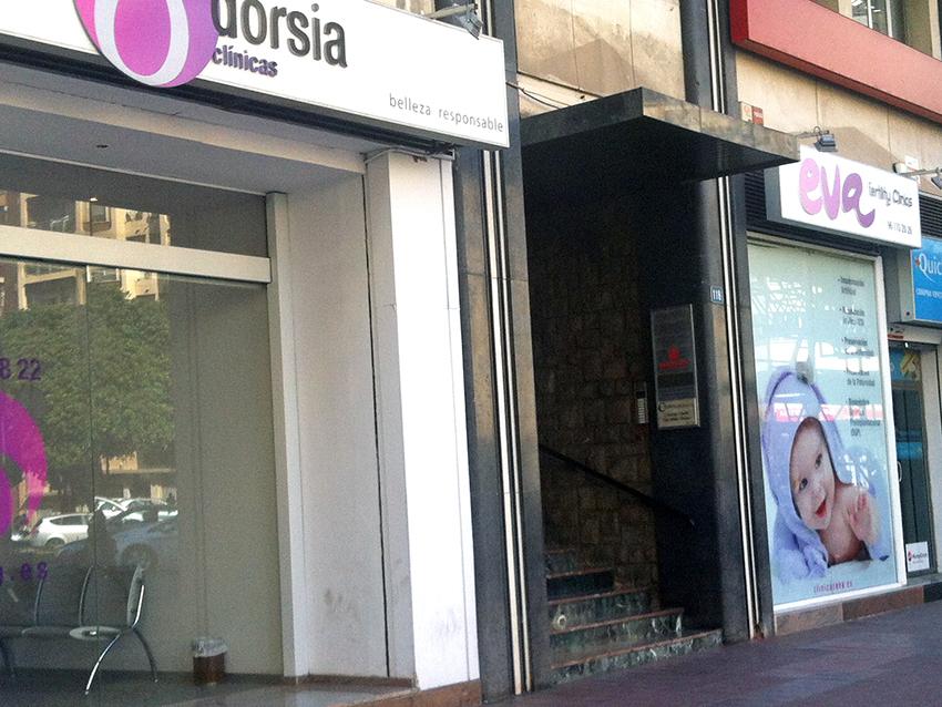 Clínica de Fertilidad en Valencia Plaza España