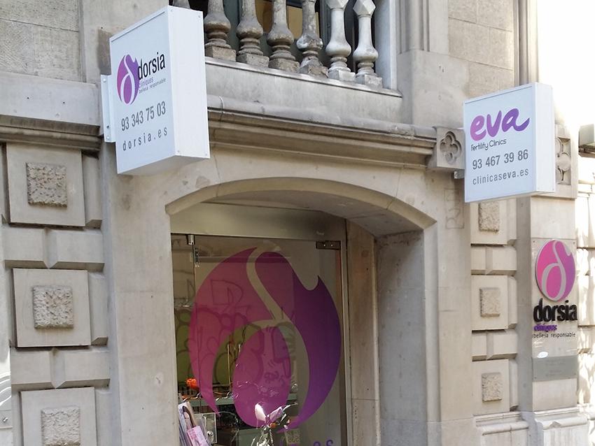 Clínica de Fertilidad en Barcelona Calle Mallorca