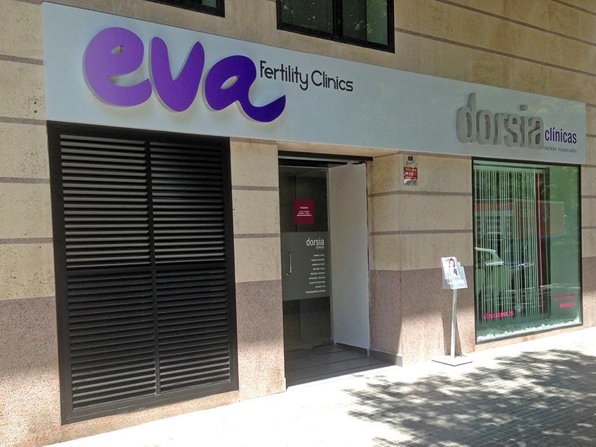 Clínica de Fertilidad en Palma de Mallorca C/ Aragón