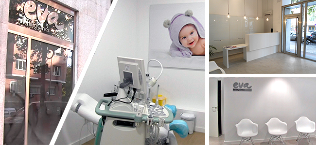 Your EVA clinic in Madrid