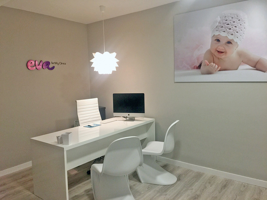 Clínica de Fertilidad en Hospitalet de Llobregat
