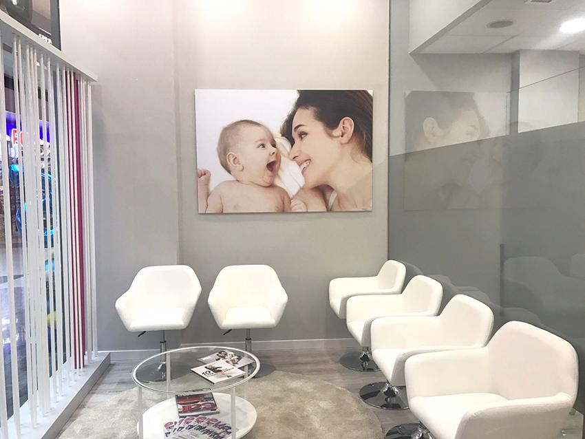 Clínica de Fertilidad en Madrid Centro Comercial Plenilunio