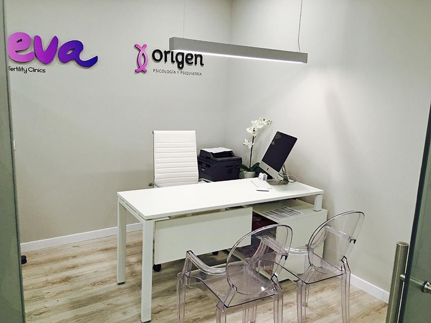 Clínica de fertilidad en Madrid Centro Comercial La Gavia