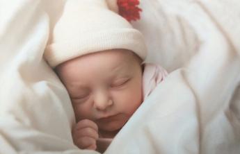 """""""Y aquí estoy ahora, celebrando el primer mes de mi preciosa hija Ariadna"""""""