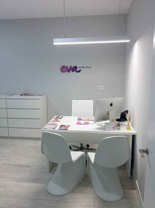 Clínica de fertilidad en Madrid Centro Comercial Xanadú