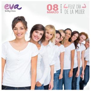 Clínicas EVA con el Día Internacional de la Mujer