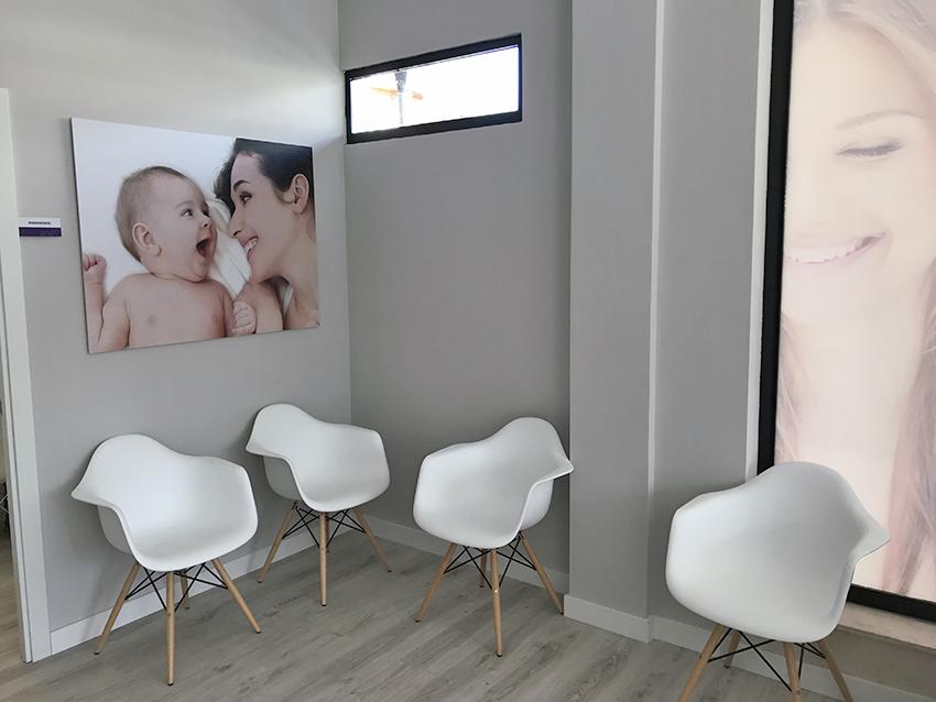 Clínica de fertilidad en Pozuelo de Alarcón
