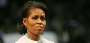 Michelle Obama fue madre gracias a la FIV