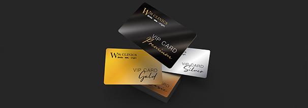 Wm Vip Card